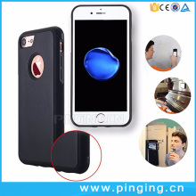 Wholesale Magic Nano Material Nano-suction Self Sticky Cell Phone Antigravity Case For iPhone 7 7Plus