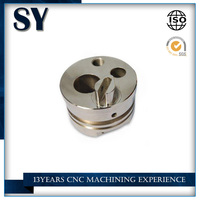 oem cnc steel turning service high precision watt meter
