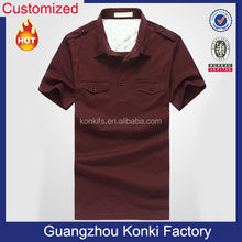 wholesale golf fake new design polo t shirt