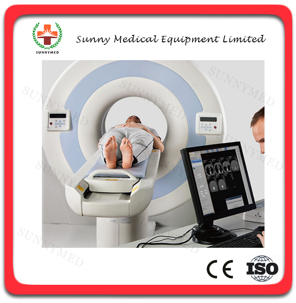 SY-D055 high quality hospital clinic portable dual-slice CT scanner price