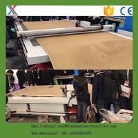 car mats fabric making machine textile leather cnc cutter computerized fabric cutting machine