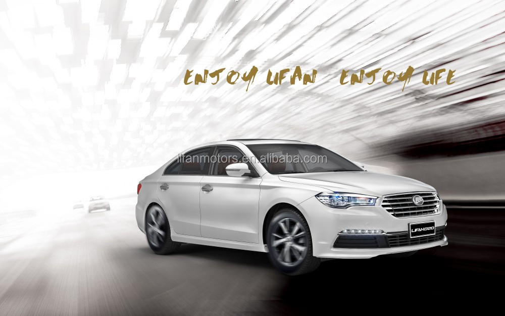 New car new model sedan made in China lifan 820