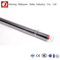 2015 China manufacturer three target ETC solar vacuum tube, solar collector tube, solar water heater accessories