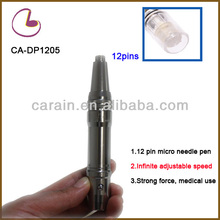 2014 professional medical use best micro needle permanent skin pen