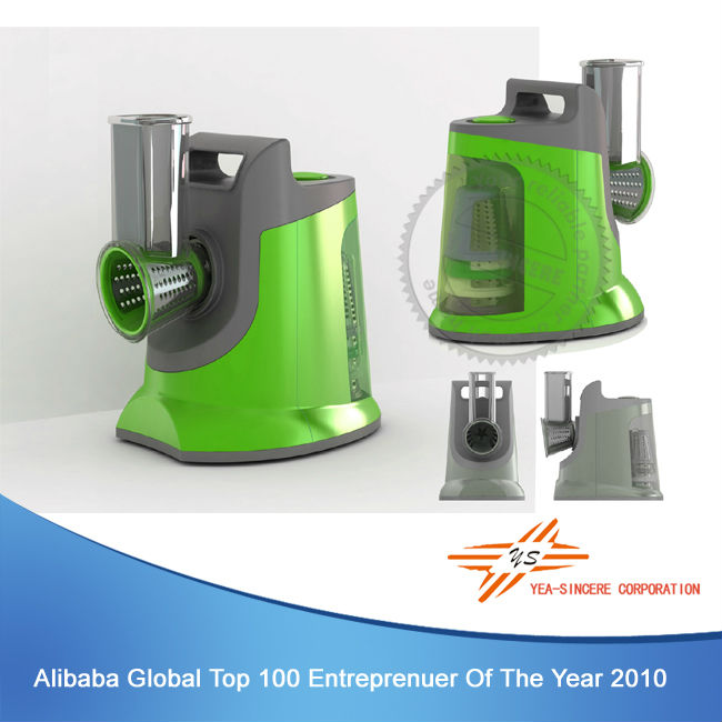 Electric Fruit and Vegetable Salad Maker Machine