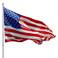 large size professional american flag 3x5