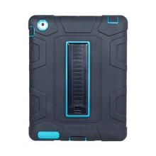 Hot Selling Shockproof Tablet Back Cover For Ipad 2 3 4