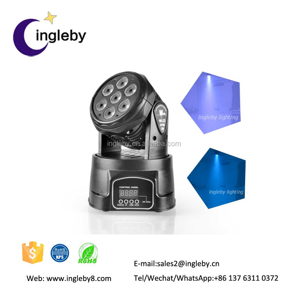New products 2017 stage lighting Low Price Led Moving Head Wash