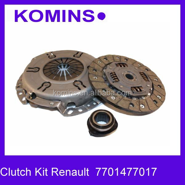 Renault Clutch assembly kit for Clio Kangoo Logan 7701477017
