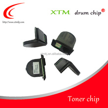 Compatible for Epson C2800 toner chip C13S051161 C13S051160 C13S051159 C13S051158 cartridge count reset metered chips