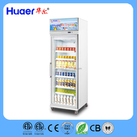 refrigeration showcase with replenishment warehouse soft drink refrigerator showcase refrigerator