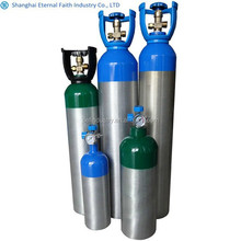 Newly DOT/TPED Medical Oxygen Cylinder with Trolley