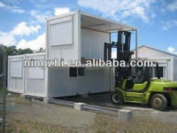 Mobile container offices for Canadian market