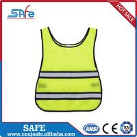 highway reflective safety vests elastic