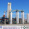LNG Plant High efficiency low power consumption (150 Thousands Nm3/d )