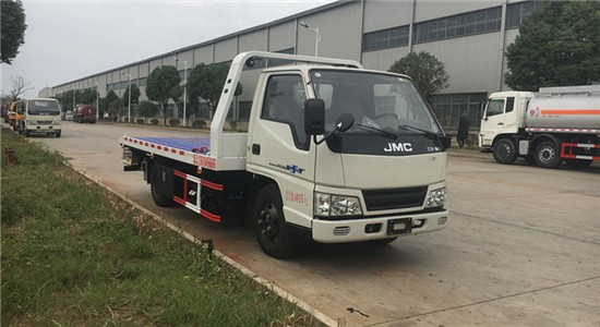 with low price tow wrecker truck