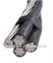 ABC WIRE CABLE /AERIAL BUNDLED CABLE insulated aluminum wire