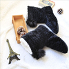 Warm Indoor Slipper Boots Home Floor