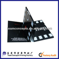 Cheap Custom Printed Kraft CD Sleeve China Supplier