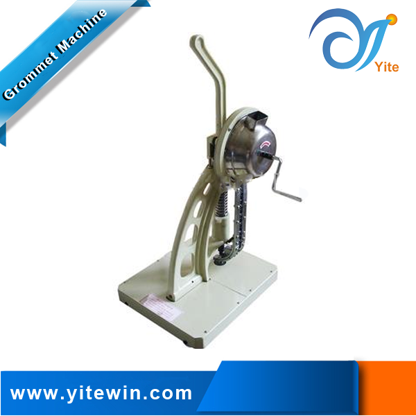 Semi-Automatic / Automatic Eyelet Hand Press Banner Grommet Machine