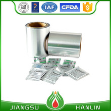 Printed laminated pouch foil roll film manufacturer