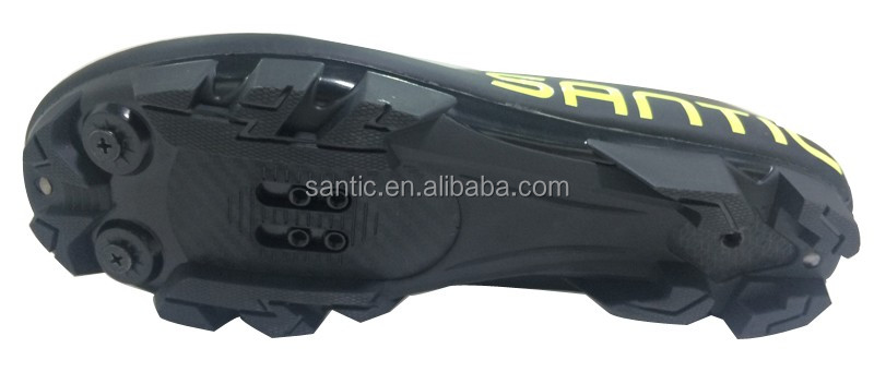 2017 OEM MTB cycling shoes with shoe lace