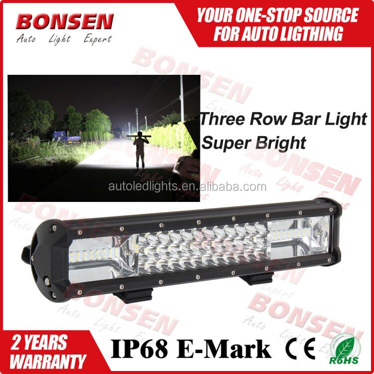 Car led bar lights 20inch 30inch 50inch for offroad led light bar