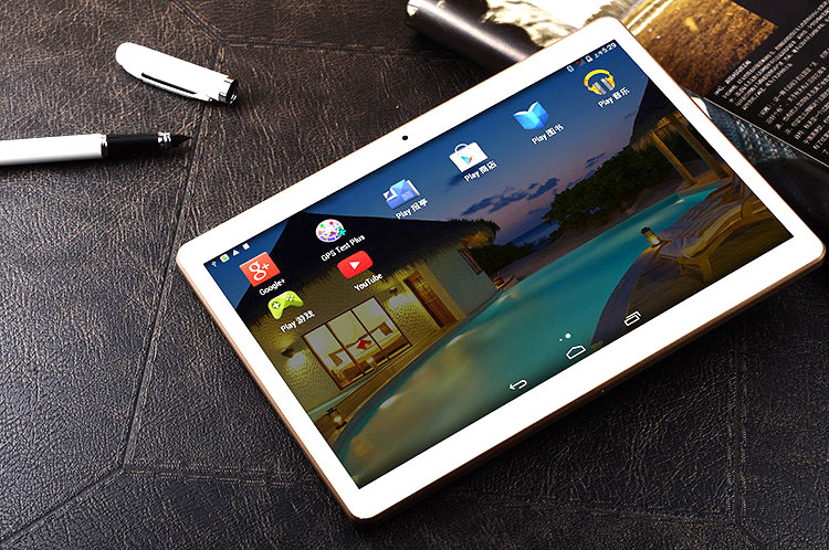 alibaba best seller sample tablet 9.6 inch 3g pc tablet 2 sim quad core bluetooth 2 camera tablet pc