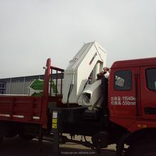 Dongfeng 5 tons Truck Mounted Crane