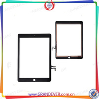 Wholesale Price Touch Screen Digitizer Tablet Front Screen Glass for iPad Air iPad5