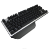 SADES Metallic overall design slim gaming keyboard with 87 keys professional gaming keyboard
