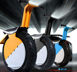 Newest big 17inch one wheel scooter motorcycle 60V 10Ah with cheap price