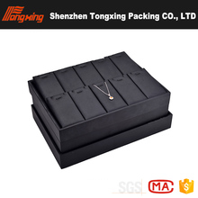High quality earrings rings customized jewelry display box cheap for sale