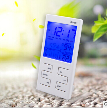 Factory direct high quality and best price with backlight home professional ce weather station