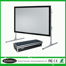 Hot selling folding screen projector With Long-term Service