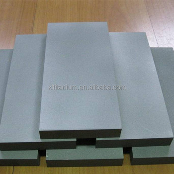 Large supply of spot titanium sheet