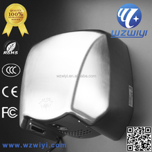 2017 wzwiyi china sell low noise hand dryer factory