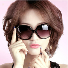 Fashion Retro oversized Round Sunglasses Women Brand Designer Sun Glasses <strong>bamboo</strong> Women's Glasses Female Goggle UV400 Eyeglasses