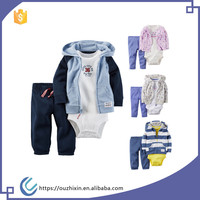 unisex carter's baby clothing online store baby 3pcs clothes set clothing