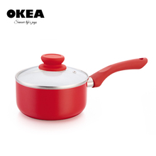Natural style modern pasta cooking pots no oil