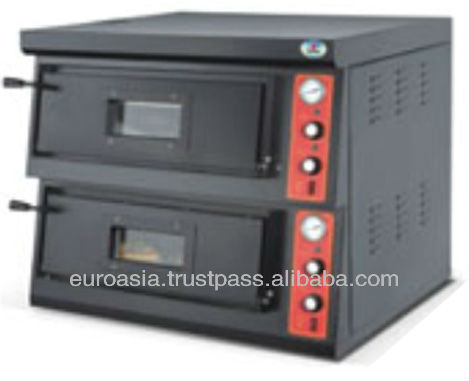 OVEN - GAS PIZZA OVEN 2-DECK