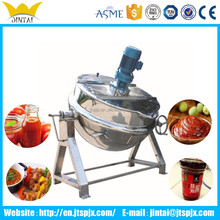Steam Heating Double Layer Jacket Kettle