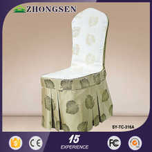 wholesale white wedding lycra/spandex banquet chair cover wraps