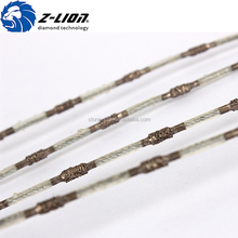 Granite Quarrying Tools High Efficiency Diamond Wire Saw