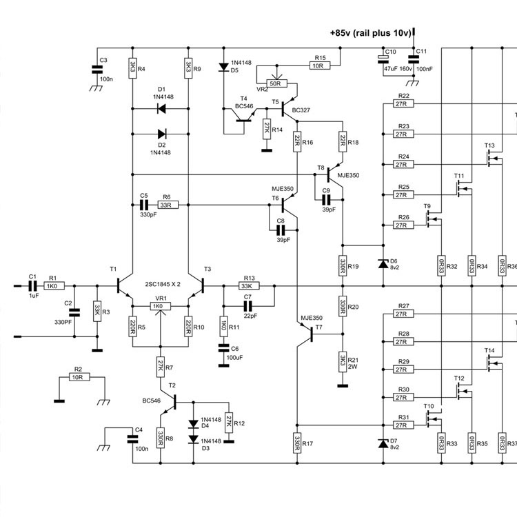 Components Part Selection Suggestion, Schematic Diagram Layout, PCB Engineering Design