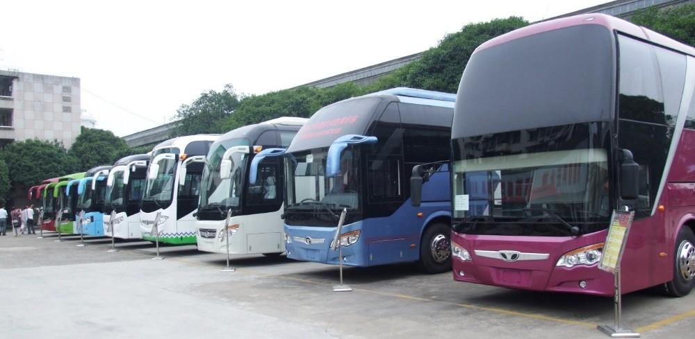 daewoo GDW6121HK luxury coach