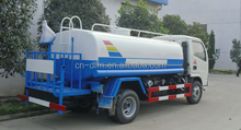 DongFeng 4X2 mini water tanker truck for sale 5000L hot in Uganda Market