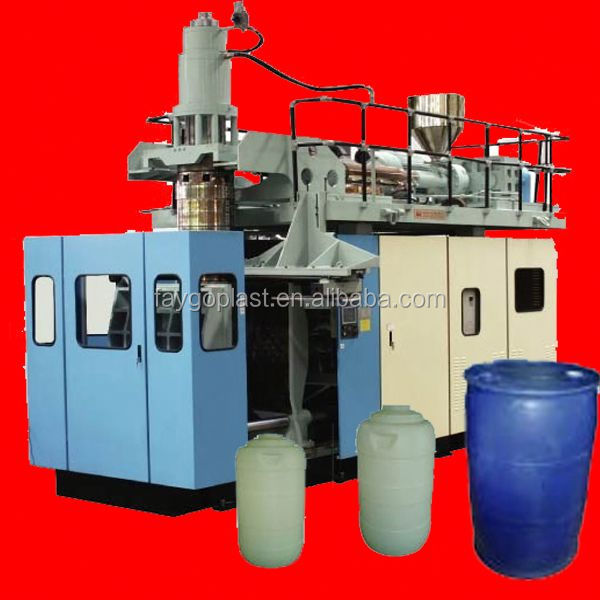 1L jerry can plastic blowing machine drum/bottle blow moulding machine Plastic jar blow molding machine