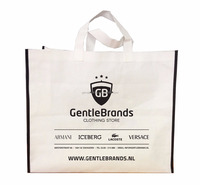 Promotional Custom Recycle Non Woven Cheap Shopping Bag