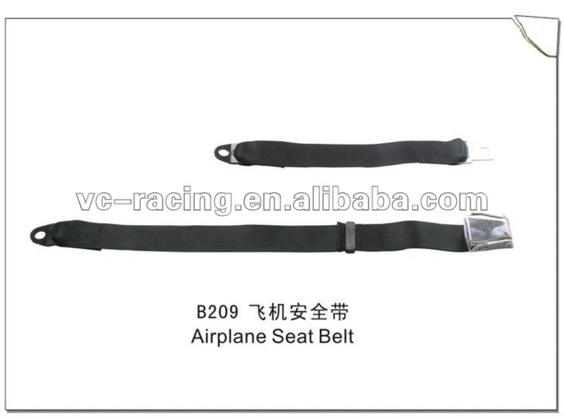 High Quality 2-Point Airplane Safety seat Belt
